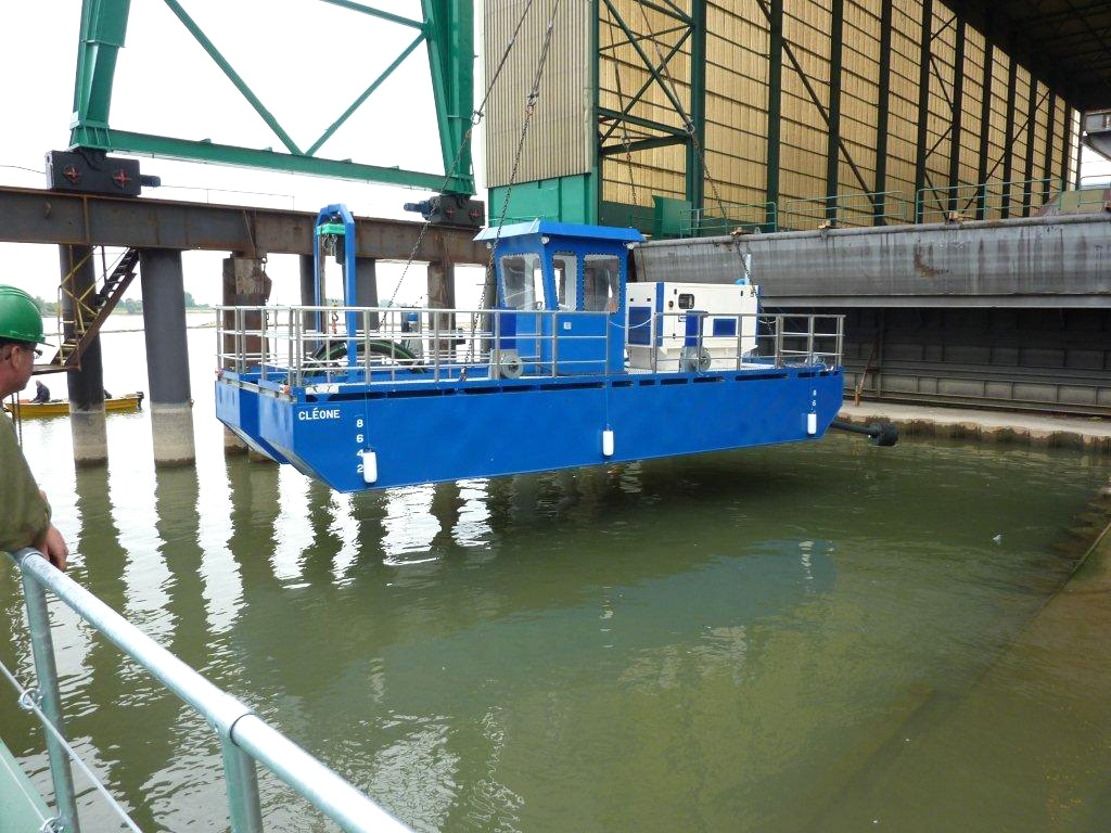 dredger project