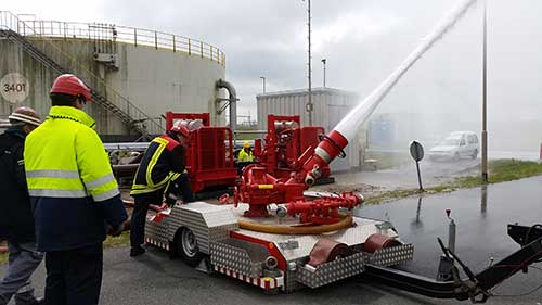 Pumps working in Germany