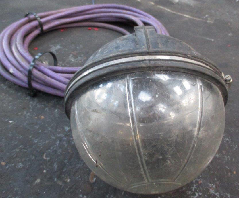 24 volt hand work light