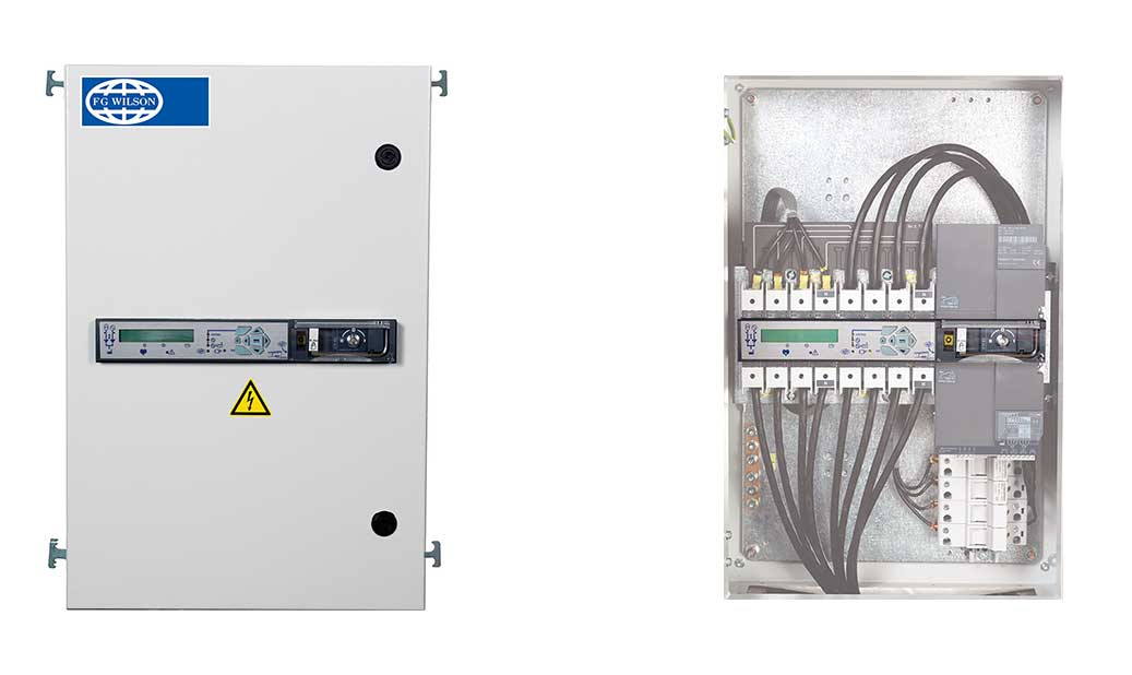 Wiring Diagram Panel Pompa Transfer : Fg wilson ati transfer panel change switch for generators