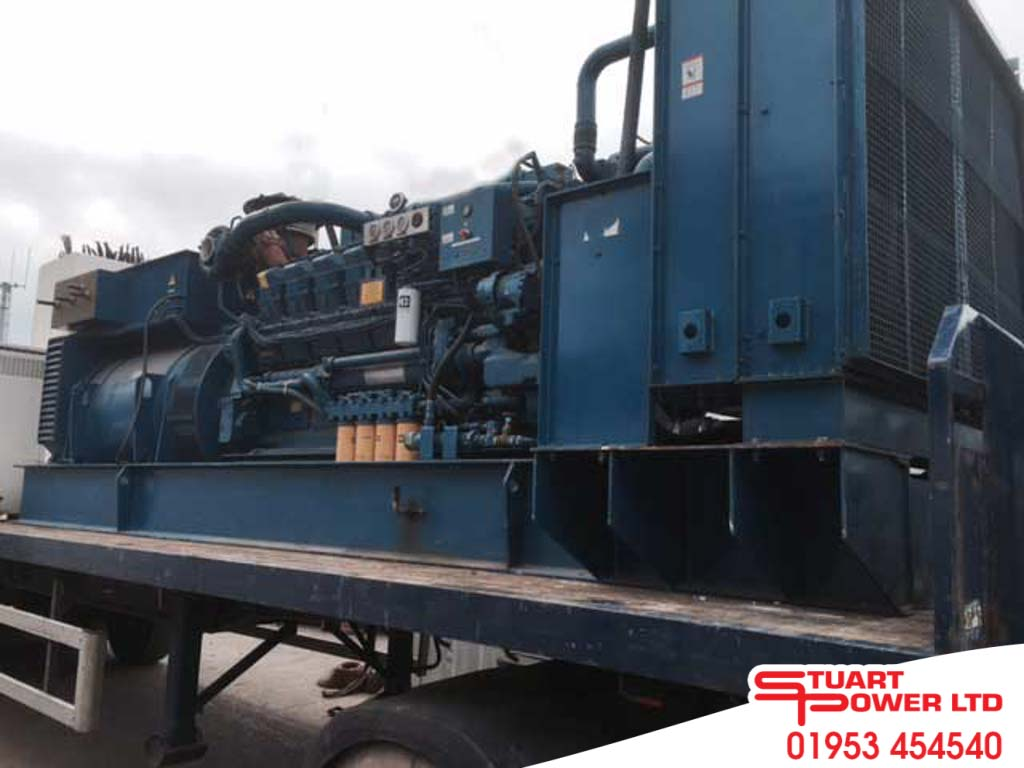 New and Used Diesel Generators For Sale and Hire | Stuart Power