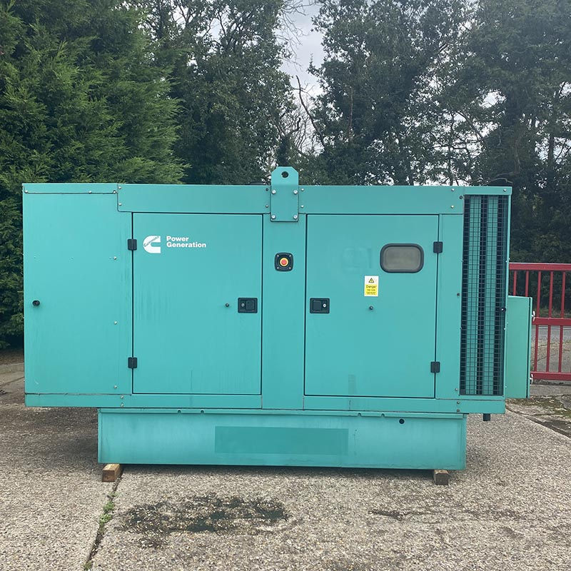Cummins Diesel Generator 200kVA - XP2008 for sale