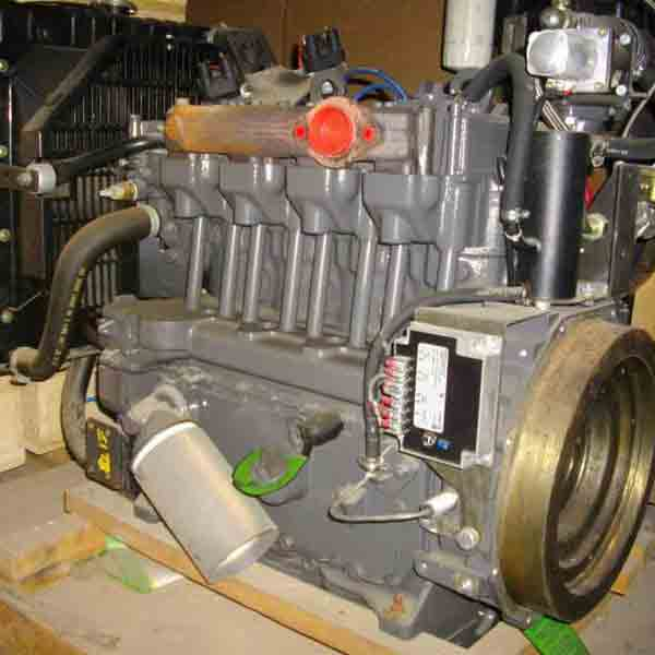 Lister-Pelter Gas Generator for sale