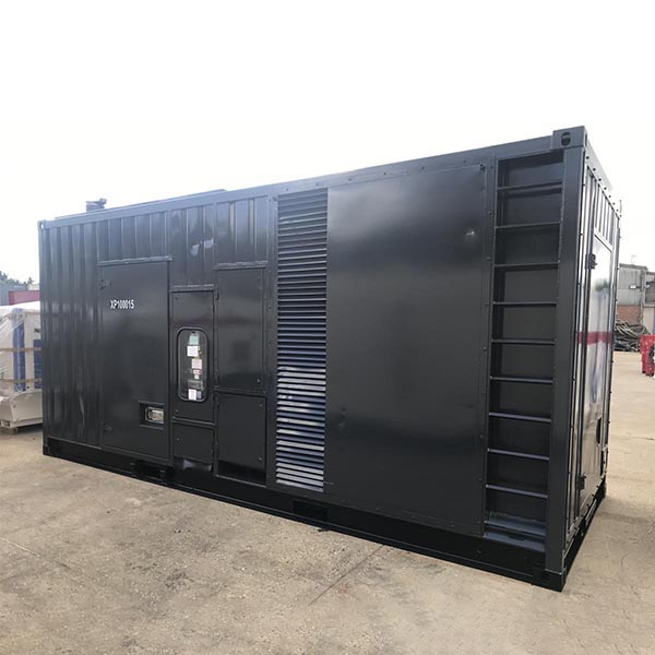 Cummins Diesel Generator 850kVA Prime for sale