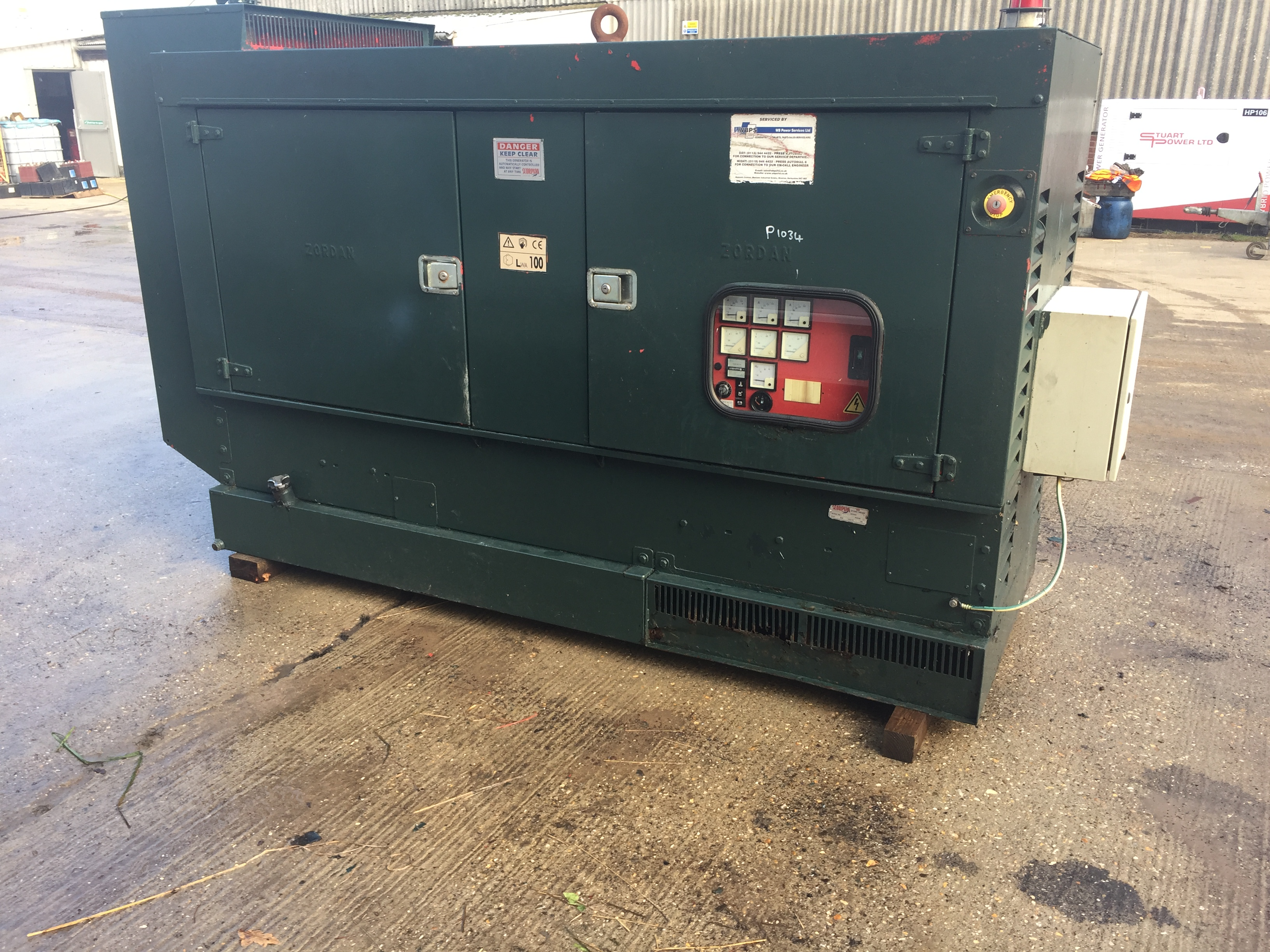 New and Used Diesel Generators For Sale and Hire