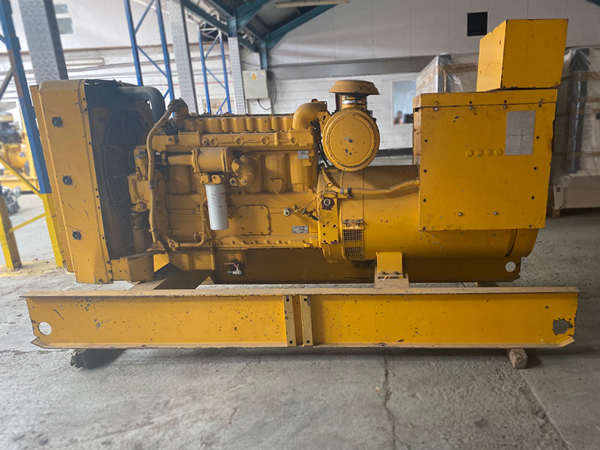 Caterpillar Diesel Generator 181kVA for sale