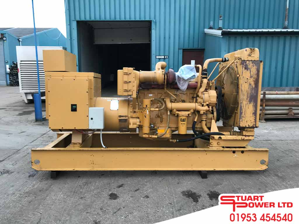 Used Diesel & Gas Generators For Sale | Stuart Group Ltd