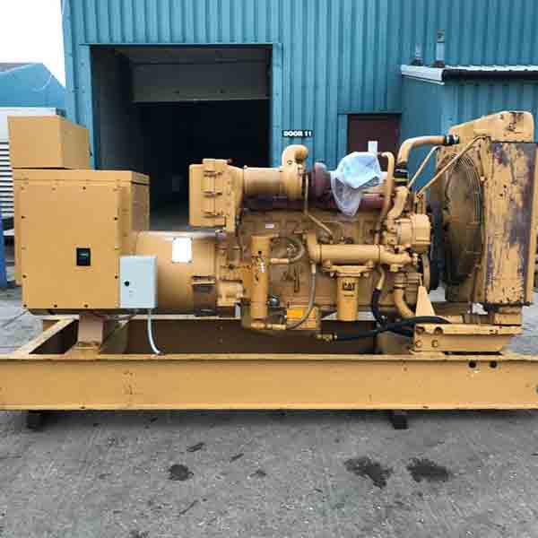 256kVA Caterpillar Generator for sale