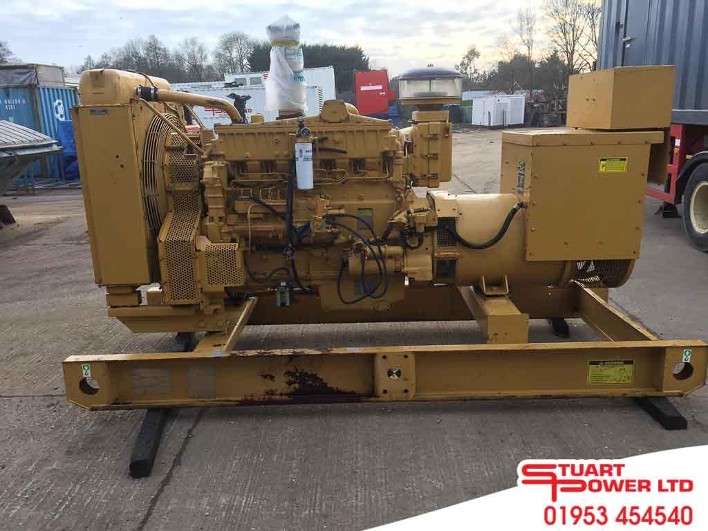 Used Diesel & Gas Generators For Sale | Stuart Group Ltd