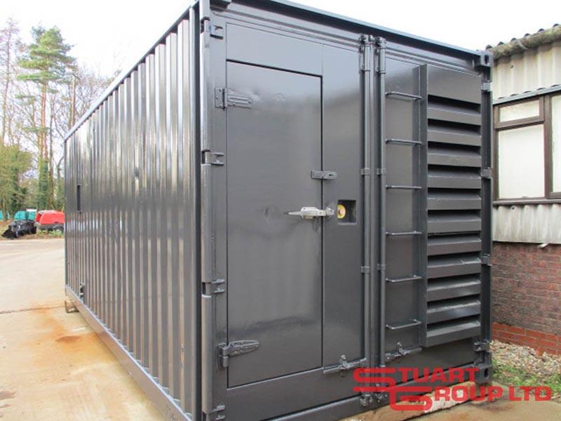 Used Diesel & Gas Generators For Sale   Stuart Group Ltd