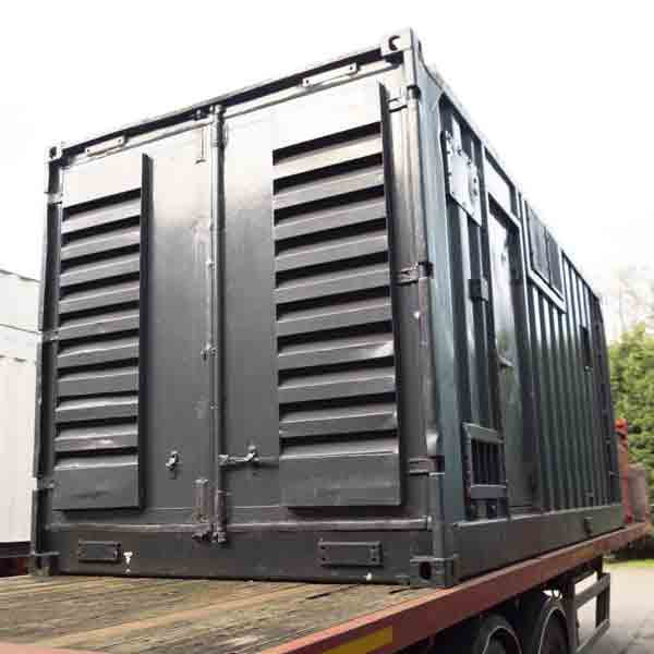 Cummins Diesel Generator 1000kVA for sale