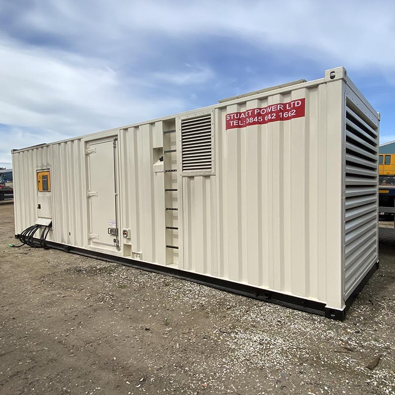 FG Wilson Diesel Generator 1250kVA - XP125015 for sale