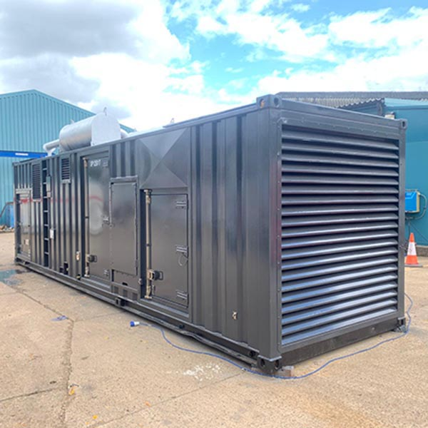 FG Wilson Diesel Generator 1250kVA - XP125015/16/17 for sale