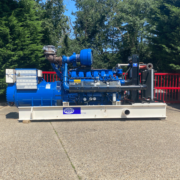 Cummins 1265kVA Diesel Generator for sale