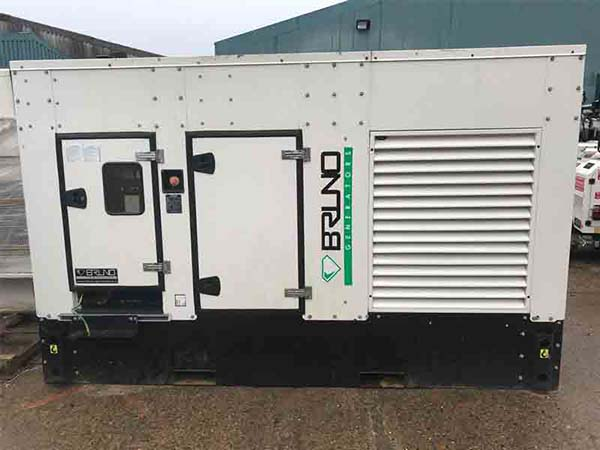 176kVA Bruno Generator for sale