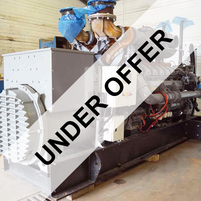 Perkins Diesel Generator 2000kVA for sale