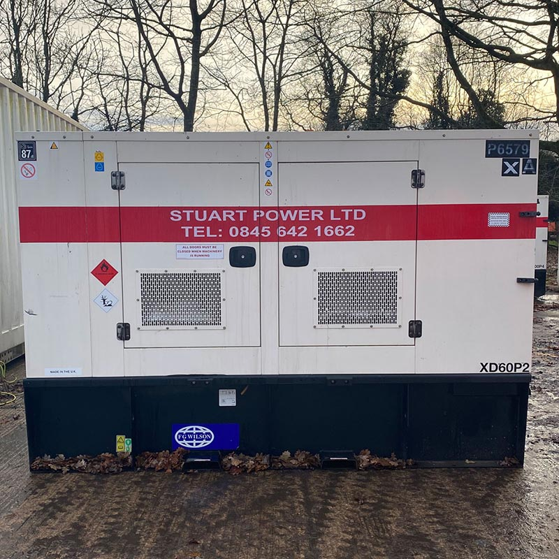FG Wilson Used Generator for Sale