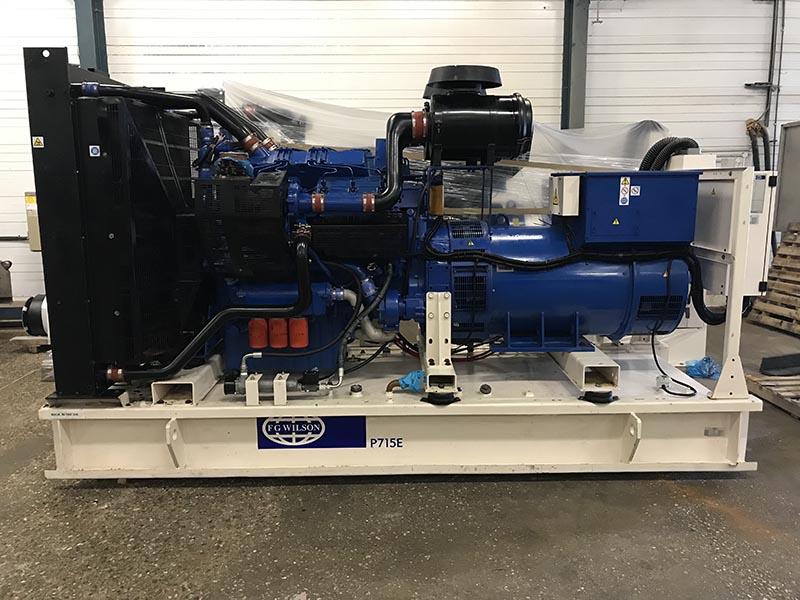 800kVA Cummins Generator for sale