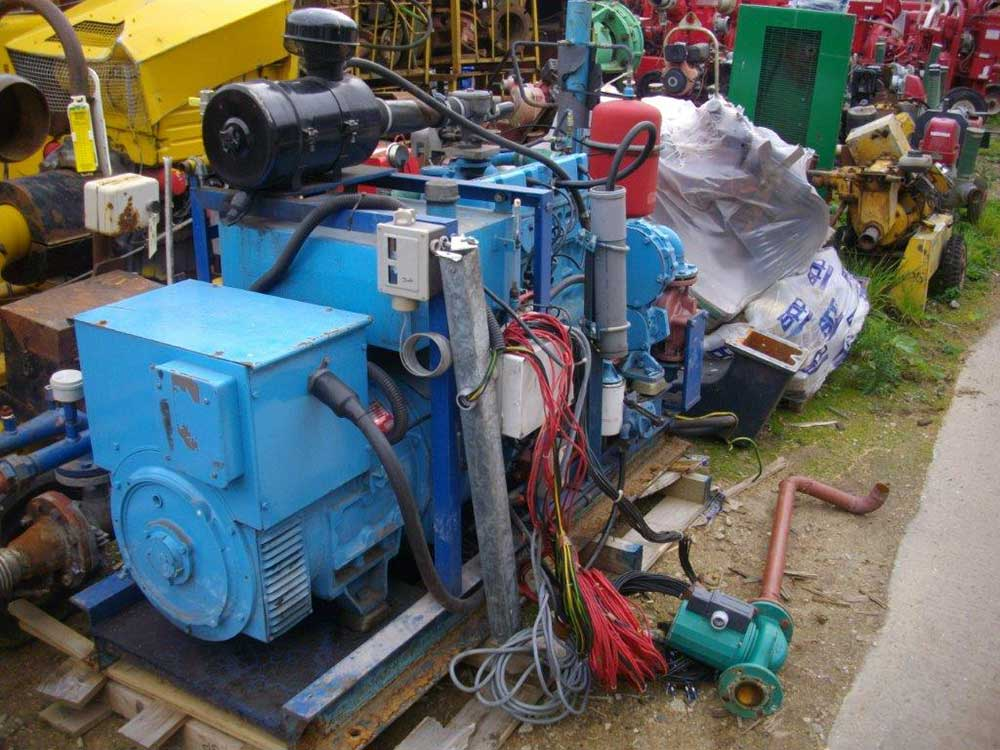 Ford Power Torque 50kVA Gas Generator