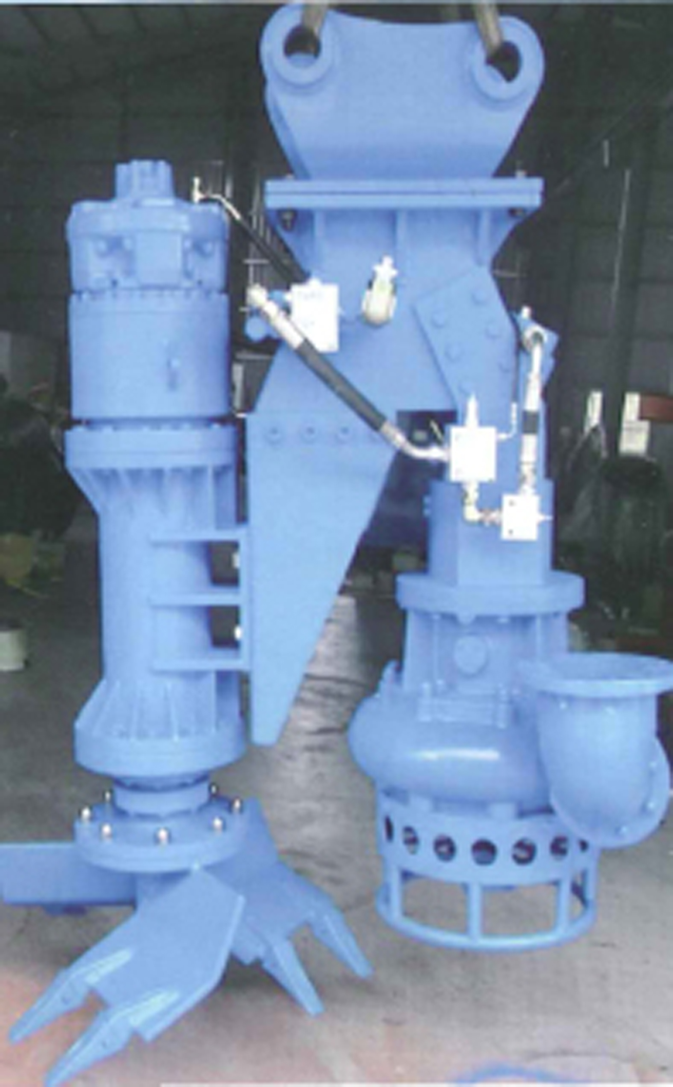 Quarry Pumps, Dredge Pumps, Gravel Pumps and Hydraulic