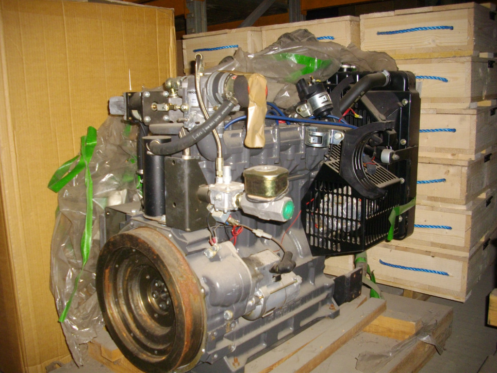Lister LPWG4 Gas Engine