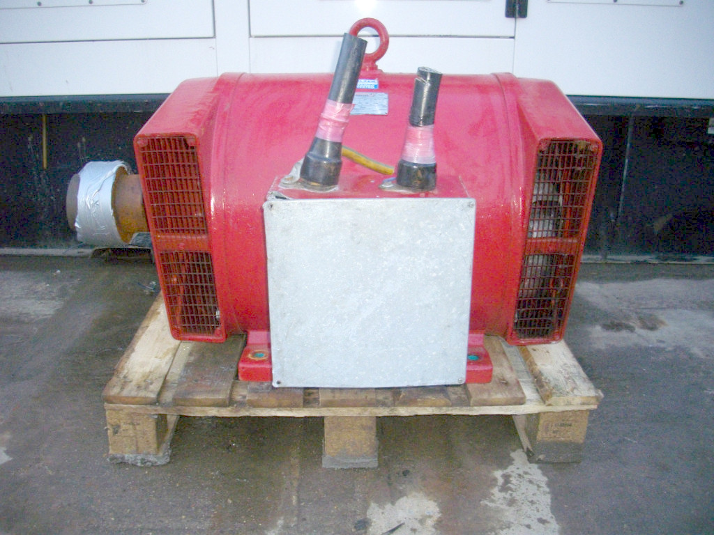 Brook Hansen Electric Motor -185kW