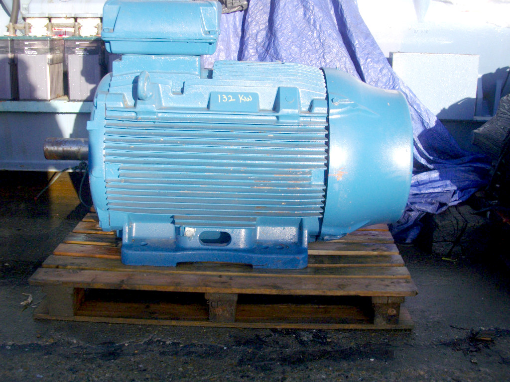 Weg Electric Motor - 160kW