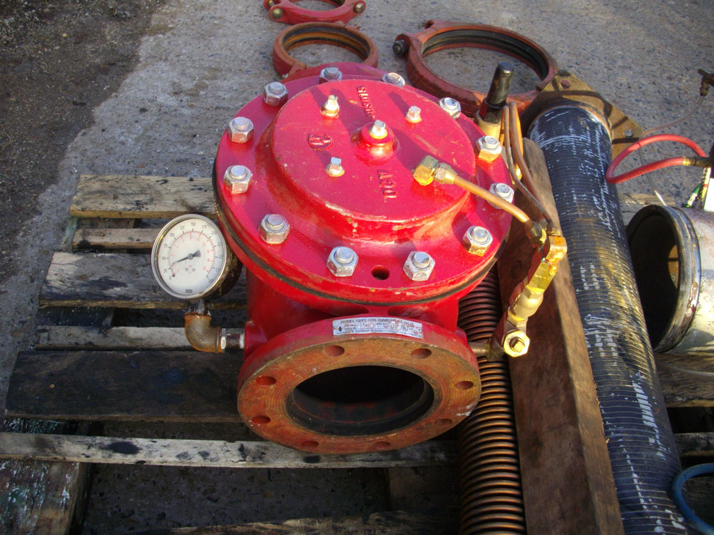 Pressure Reduction Valve