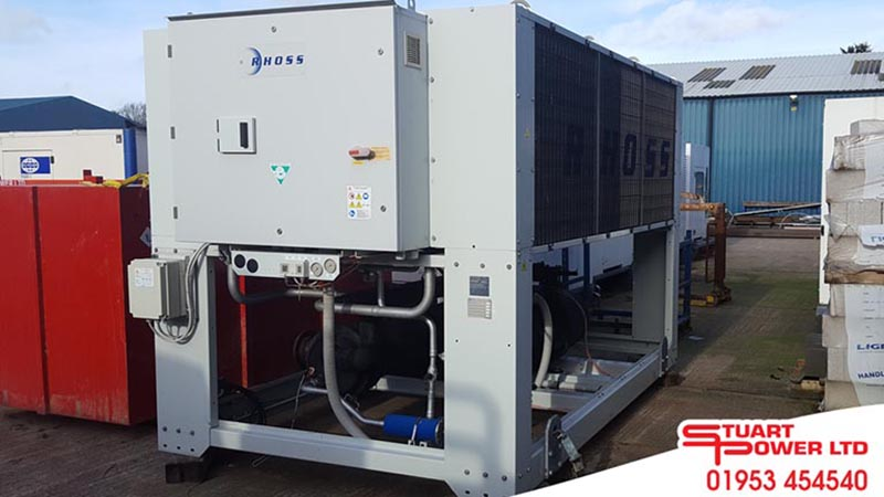 RHOSS Large Industrial Chiller