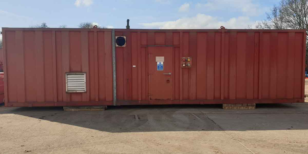 40ft containerised Armstrong