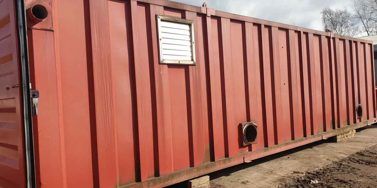 Armstrong Twin Containorised