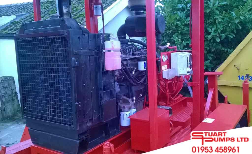 Selwood D100 Pump