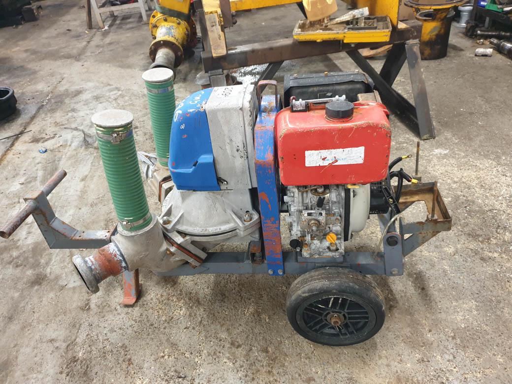 Used sel Pumps, Used Water Pumps For Sale   Stuart Pumps Ltd Us Jetting Hatz Engine Wiring Diagram on