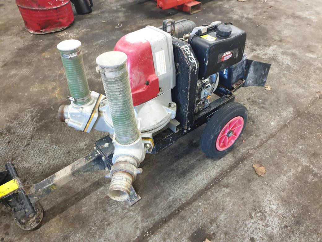 Used Diesel Pumps, Used Water Pumps For Sale | Stuart Pumps Ltd