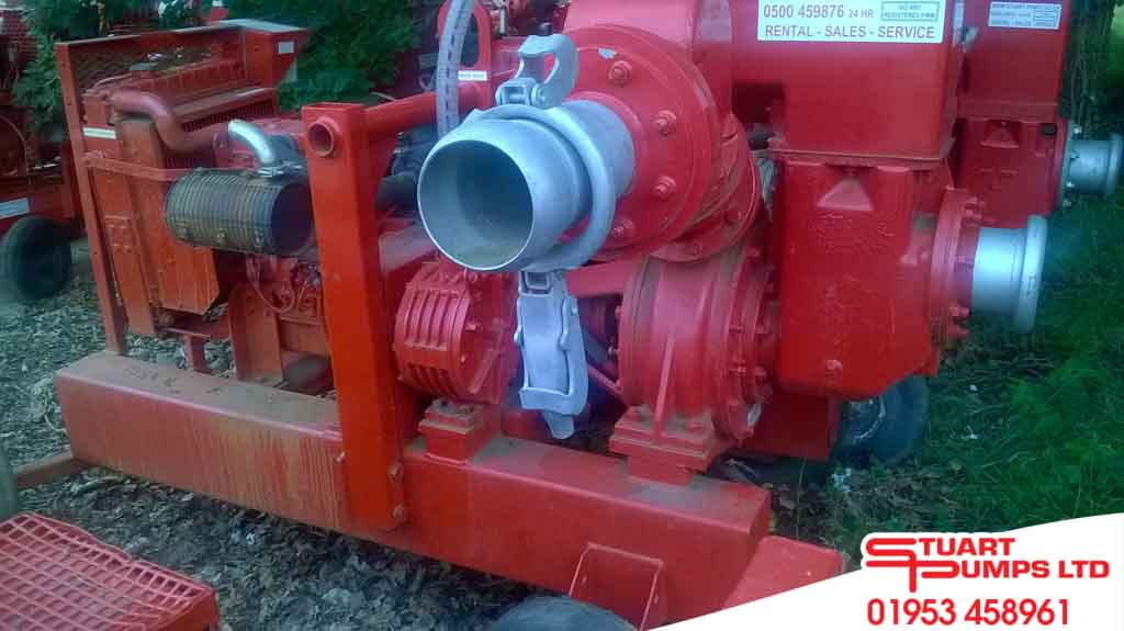 Used diesel pumps used water pumps for sale stuart pumps ltd spp al150m end suction pump ccuart Choice Image