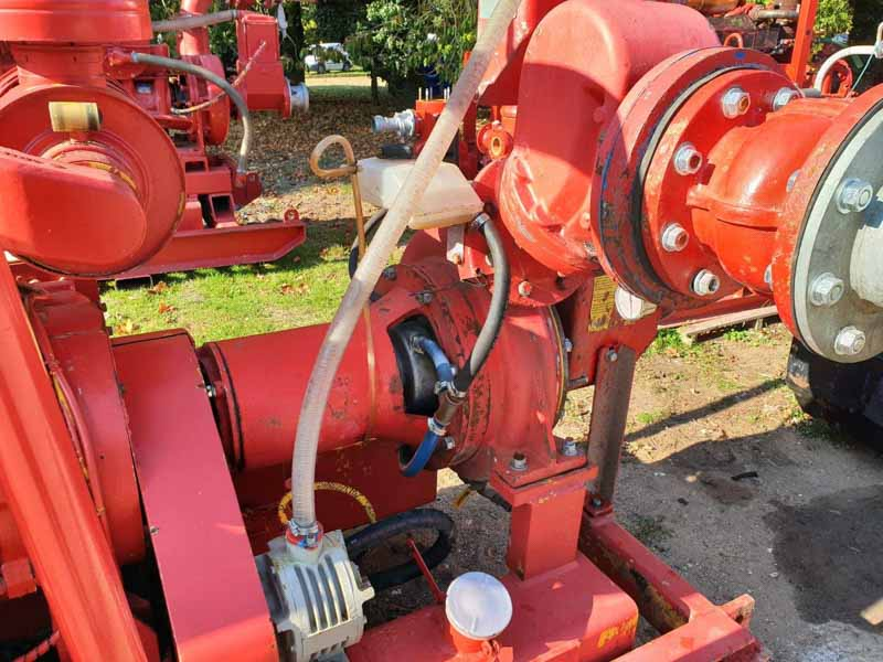 Used Diesel Pumps, Used Water Pumps For Sale | Stuart Pumps Ltd