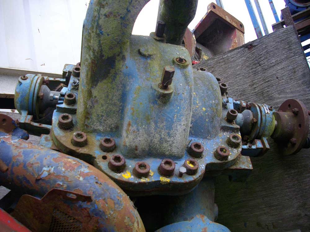 Weir Two Stage Pump