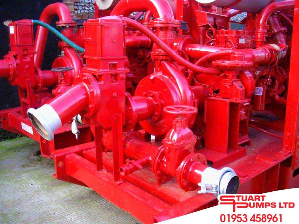 Used Diesel Pumps Water For Sale Stuart Ltd Circuit Breaker Box Wiring Diagram Additionally Sprinkler Pump Start 3