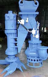 hydraulic dredging pumps