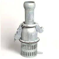 Male Bauer Foot Valve with Strainer