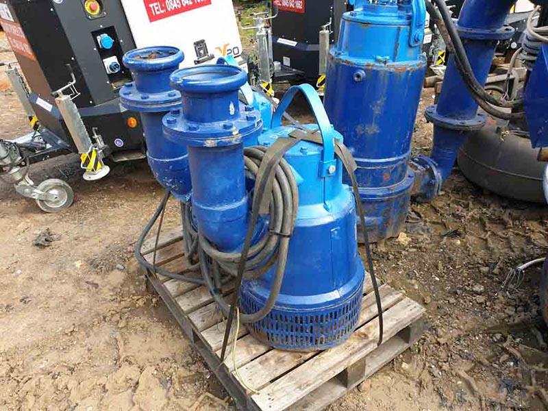Used Submersible Pumps, Water Pumps For Sale | Stuart Pumps Ltd