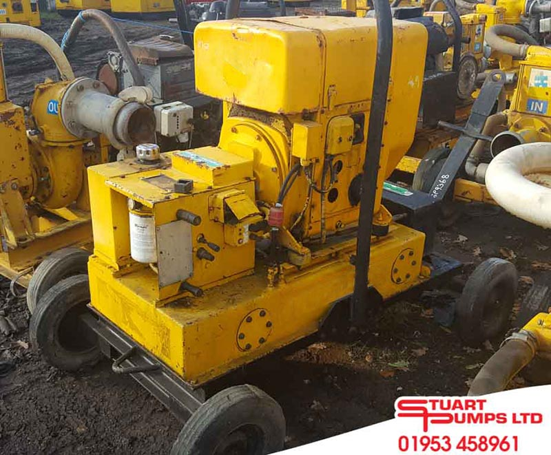 Selwood Hydraulic Power pack